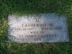 Catherine M Curran