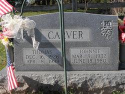 Thomas V. Carver