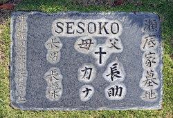 Kana <I>Shimabukuro</I> Sesoko
