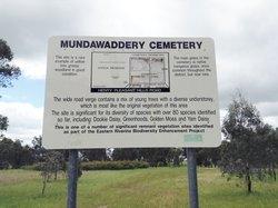 Mundawaddery Cemetery