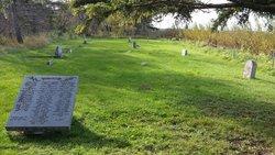 Original Greenland Mennonite Church Cemetery