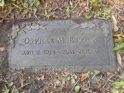 Orville Monroe Burton