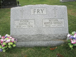 Daniel Tinkcom Fry