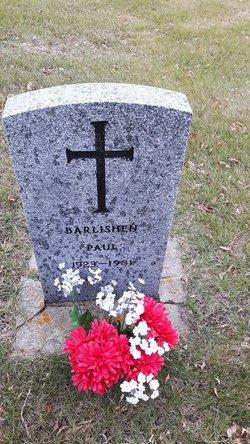 Paul Barlishen
