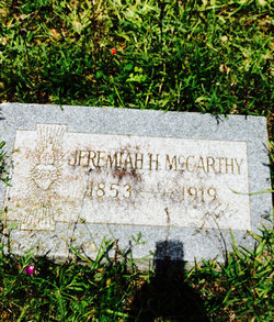 Jeremiah Henry McCarthy