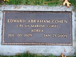 Edward Abraham Cohen
