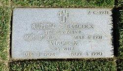 Virgie K Babcock