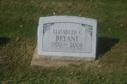 Elizabeth <I>Cox</I> Bryant