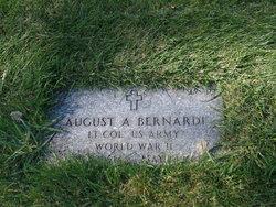 August A Bernardi