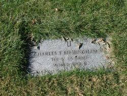Charles T Birmingham, Sr