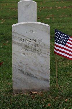 Susan M Cubus