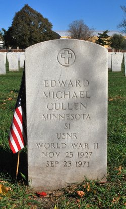 Edward Michael Cullen
