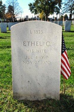 Ethel C <I>Cobban</I> Cullum