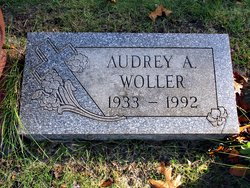 Audrey A Woller