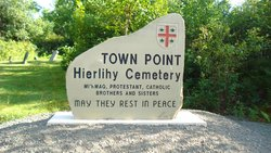 Town Point Hierlihy Cemetery