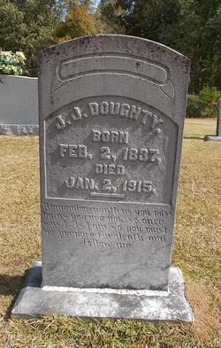 Jasper J Doughty