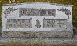 Herschel Lewis Barkalow