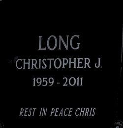 Christopher James Long