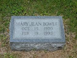 Mary Jean Bower