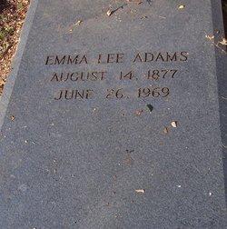 Emma Lee Adams
