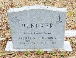 Benson V Beneker