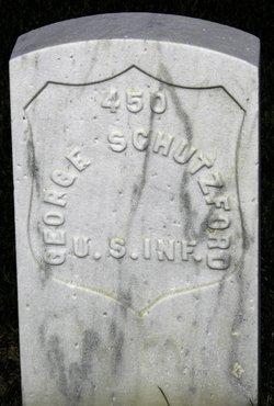 PVT George Schutzford