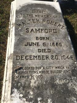 Walter Robert Samford