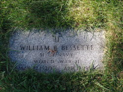 William R Bessette