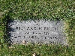 Richard H Birch