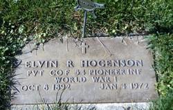 Elvin R. Hogenson