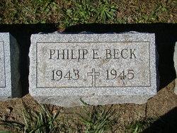 Philip Eugene Beck