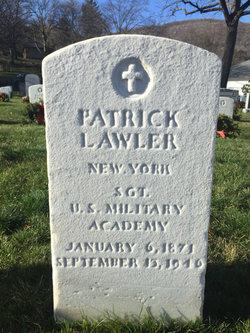 Sgt Patrick Henry Lawler
