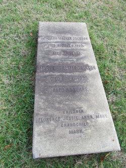 """Rev John Walker """"J. Walker"""" Jackson"""
