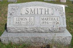 Martha Elizabeth <I>Siegel</I> Smith