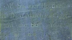 Samuel Bordwell
