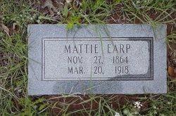 Mattie Earp