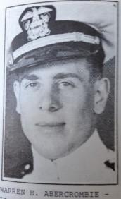 Lt Warren Hartshorne Abercrombie