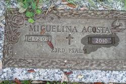 Miguelina Acosta