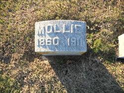 Mollie Hulet <I>Mefford</I> Lowry