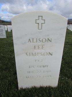 Alison Lee Simpson