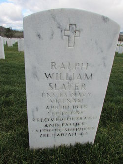 Ralph William Slater