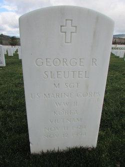 George R Sleutel