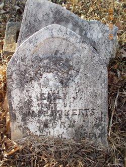 Emily Jefferson <I>Lewis</I> Roberts