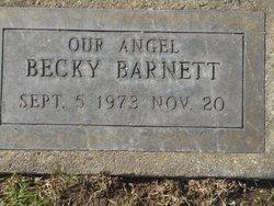 Becky Barnett