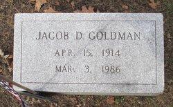 """Jacob D. """"Jack"""" Goldman Jr."""