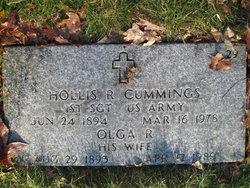 Hollis R Cummings