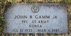 John R Gamm, Jr
