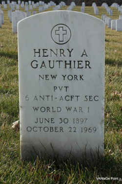 Henry A. Gauthier