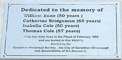 Catherine <I>Baggs</I> Bridgeman