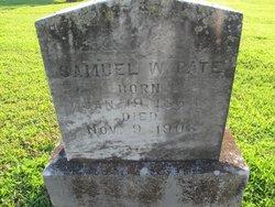 Samuel W. Pate
